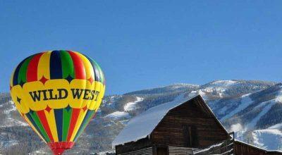 Steamboat Hot Air Balloon Rides